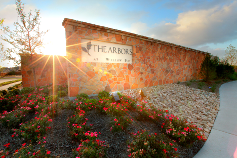 The Arbors at Willow Bay